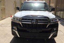 Cần bán xe Toyota Land Cruiser VXS 5.7 MBS đời 2021, màu đen, nhập khẩu nguyên chiếc giá 9 tỷ 135 tr tại Tp.HCM