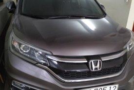 Bán xe Honda CRV 8/2015, máy 2.4 màu nâu, như mới giá 690 triệu tại Tp.HCM