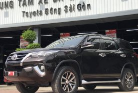 Bán Toyota Fortuner V đời 2017, 4x4  màu nâu, nhập khẩu nguyên chiếc -Giá cực sốc giá 960 triệu tại Tp.HCM