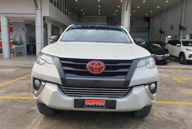 Cần bán xe Toyota Fortuner G sản xuất 2017, màu trắng, nhập khẩu chính hãng giá cạnh tranh giá 880 triệu tại Tp.HCM