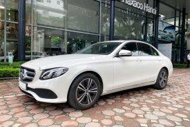 Bán Mercedes E180 2020 màu trắng siêu luớt biển đẹp giá cực tốt giá 1 tỷ 979 tr tại Hà Nội