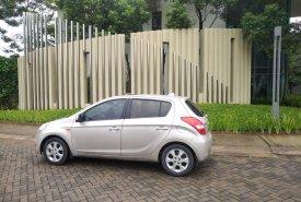 Bán Xe Hyundai i20 sản xuất 2011- màu vàng cát - nhập khẩu nguyên chiếc  giá 275 triệu tại Hà Nội