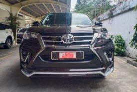 Bán xe Toyota Fortuner V 2017, màu nâu, nhập khẩu chính hãng siêu đẹp. Giá còn fix mạnh giá 940 triệu tại Tp.HCM