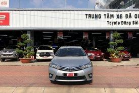 Bán ô tô Toyota Corolla altis 1.8G CVT 2016 Biển SG chạy mới 32.000km Giá cực Tốt giá 620 triệu tại Tp.HCM