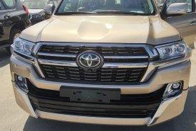 Bán Toyota Land Cruiser VX S 4.6 màu vàng cát 2021, mới 100%, xe giao ngay giá 6 tỷ 800 tr tại Hà Nội