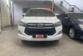 Bán ô tô Toyota Innova 2.0E sản xuất 2016, màu trắng biển SG đẹp long lanh - giá còn fix giá 600 triệu tại Tp.HCM