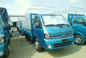 Bán xe tải Kia K250 thùng mui bạt, giá tốt giá 392 triệu tại Hà Nội