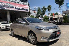 Cần bán xe Toyota Vios G năm 2014, màu nâu vàng - chạy Siêu Kỹ - Giá cực Sốc giá 450 triệu tại Tp.HCM