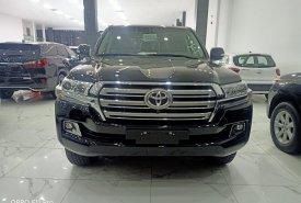 Bán Toyota Land Cruiser 4.6 nhâp chính hãng 2021, màu đen, nội thất nâu, xe sẵn giao ngay. giá 4 tỷ 30 tr tại Hà Nội