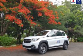 Cần bán Suzuki XL 7 đời 2020, nhập khẩu chính hãng, giá chỉ 589 triệu giá 589 triệu tại Bình Dương