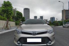 Toyota Camry 2.0E 2018 Cũ Màu Vàng Cát, một chủ từ đâu, xe cực chất giá 855 triệu tại Hà Nội