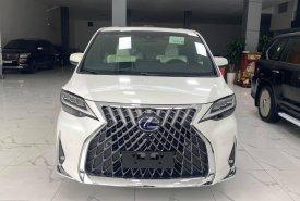 Bán Lexus LM 300H màu trắng 7 chỗ 2021, xe có sẵn giao ngay, giá tốt giá 6 tỷ 860 tr tại Tp.HCM
