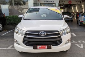 Bán xe Toyota Innova 2.0G đời 2018, màu trắng siêu chất, biển SG mới chạy 47.000km - option đầy đủ giá 760 triệu tại Tp.HCM