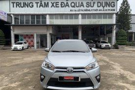 Cần bán Toyota Yaris 1.3G sản xuất 2014, màu bạc, biển SG mới chạy 47.000km giá cực đẹp giá 520 triệu tại Tp.HCM