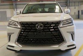 Cần bán Lexus LX 570 đời 2021, màu trắng, xe nhập Trung Đông mới 100% giá 9 tỷ 100 tr tại Hà Nội