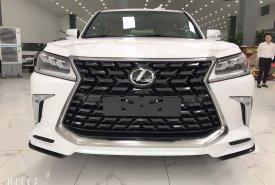 Viet Auto Luxury Giao ngay Lexus LX570 MBS 4 ghế Vip massage 2021 màu trắng nội thất nâu da bò giá 9 tỷ 900 tr tại Hà Nội