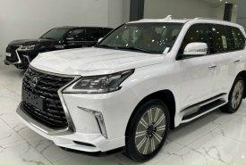 Lexus Lx570 Super Sport 2021, màu trắng, nội thất kem, mới 100%, xe giao ngay giá 9 tỷ 100 tr tại Hà Nội