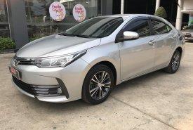Bán xe Toyota Corolla Altis 1.8G đời 2017, màu bạc chuẩn chỉ 69.000km - giá cực tốt giá 710 triệu tại Tp.HCM