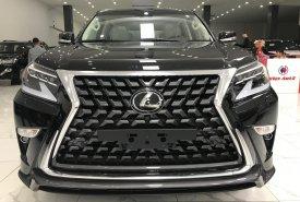 Cam kết giao ngay Lexus GX460 Luxury 2021 màu đen nội thất kem, bản xuất Trung Đông giá 5 tỷ 800 tr tại Hà Nội