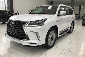 Bán Lexus Lx570 Super Sport S 2021 màu trắng giá 9 tỷ 60 tr tại Hà Nội