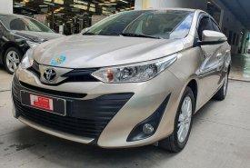 Bán xe Toyota Vios 1.5E CVT đời 2019, màu nâu Vàng, giá Khuyến Mãi giá 540 triệu tại Tp.HCM