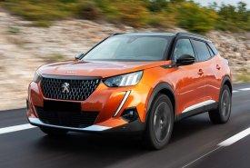Giá xe Peugeot 2008 màu cam bản thấp 739tr giá 739 triệu tại Thái Nguyên