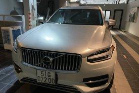 Bán xe Volvo XC90 Incription 2018 màu trắng, full option.  giá 3 tỷ 200 tr tại Tp.HCM