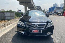 Cần bán Toyota Camry 2.5Q đời 2012, màu đen BIỂN SG CỤC ĐẸP giá cạnh tranh giá 720 triệu tại Tp.HCM