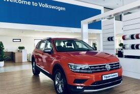 Volkswagen Tiguan Luxyry - Màu đỏ nhập khẩu nguyên chiếc tặng quà hấp dẫn giá 1 tỷ 729 tr tại Quảng Ninh