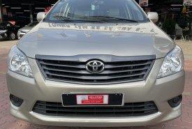 Cần bán Toyota Innova 2.0J đời 2014, màu vàng cát, biển SG - giá cực rẻ giá 340 triệu tại Tp.HCM