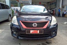 Cần bán xe Nissan Sunny 1.5L XL năm 2015, màu đen Biển Sg ,Mới chạy 115.000km - giá cực mềm giá 295 triệu tại Tp.HCM