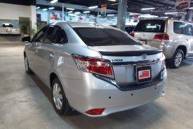 Xe Toyota Vios 1.5 E MT đời 2017, màu bạc,Biển SG chuẩn Chỉ 85.000km , Hỗ trọ vay 70% - giá còn Fix giá 430 triệu tại Tp.HCM