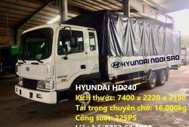 HYUNDAI HD240 NHẬP KHẨU NGUYÊN CHIẾC giá 1 tỷ 610 tr tại Bình Dương