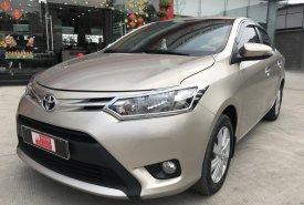 Cần bán lại xe Toyota Vios 1.5E AT đời 2018, màu nâu giá 495 triệu tại Tp.HCM