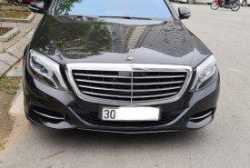 Bán Mercedes S500L màu đen, sản xuất 2016,chính chủ, xe cực đẹp. giá 2 tỷ 990 tr tại Hà Nội