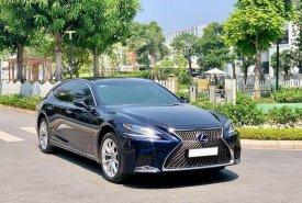 Cần bán lại xe Lexus LS 500H đời 2017, màu xanh lam, nhập khẩu chính hãng giá 5 tỷ 900 tr tại Hà Nội