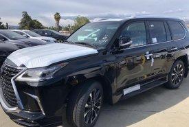 Việt Auto Luxury đang có xe Lexus LX570 phiên bản Sport xuất Mỹ màu đen, xe sản xuất 2021 nhập mới 100% giá 9 tỷ 150 tr tại Hà Nội