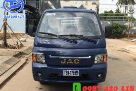 Xe tải JAC X150 thùng kín, hỗ trợ trả góp đến 80% nhận xe ngay giá 320 triệu tại Bình Dương