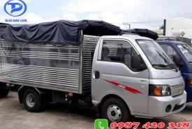 Xe tải JAC X150 thùng bạc. hỗ trợ trả góp đến 80% nhận xe ngay giá 314 triệu tại Bình Dương