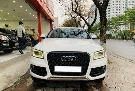 Bán xe Audi Q5 TFIS 2.0 năm 2013, màu trắng, xe nhập giá 950 triệu tại Hà Nội