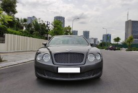 Cần bán lại xe Bentley Continental Flying Spur AWD đời 2008, màu bạc, nhập khẩu chính hãng giá 2 tỷ 300 tr tại Hà Nội