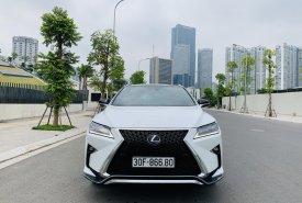 Bán Lexus RX 350 2019, màu đỏ, nhập khẩu nguyên chiếc giá 1 tỷ 180 tr tại Hà Nội