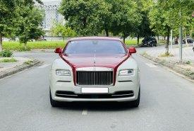 Cần bán xe Rolls-Royce Wraith 6.6L sản xuất 2014, màu trắng, nhập khẩu chính hãng giá 16 tỷ 800 tr tại Hà Nội
