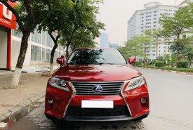 Cần bán gấp Lexus RX 350 năm 2009, màu đỏ, xe nhập giá 1 tỷ 180 tr tại Hà Nội