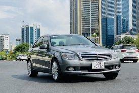 Cần bán xe Mercedes sản xuất 2010, màu bạc, số tự động giá 420 triệu tại Hà Nội