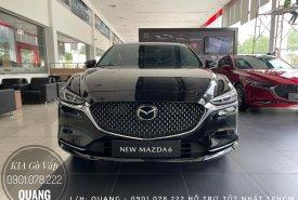 Cần bán xe Mazda 6 2021, màu đen giá 1 tỷ 19 tr tại Tp.HCM
