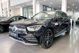Bán Mercedes GLC300 2021 màu đen, xe đã qua sử dụng chính hãng, rẻ hơn mua mới tới 300tr, hỗ trợ trả góp 80% giá 2 tỷ 490 tr tại Hà Nội