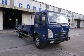 Hyundai Mighty Ex8 GTL thùng lửng, tải trọng 7 tấn 3 thùng dài 5m9 giá 744 triệu tại Hà Nội