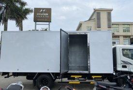 Xe tải Hyundai EX8L thùng kín composite, tải trọng 7 tấn 2 thùng dài 5m7 giá 855 triệu tại Hà Nội