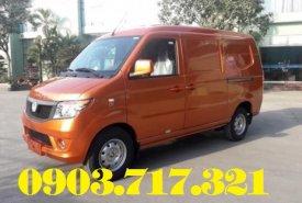 Xe Van KenBo 2 chỗ 2021 | Xe tải Van KenBo 2 chỗ 945Kg mới 2021 giá 220 triệu tại Tp.HCM